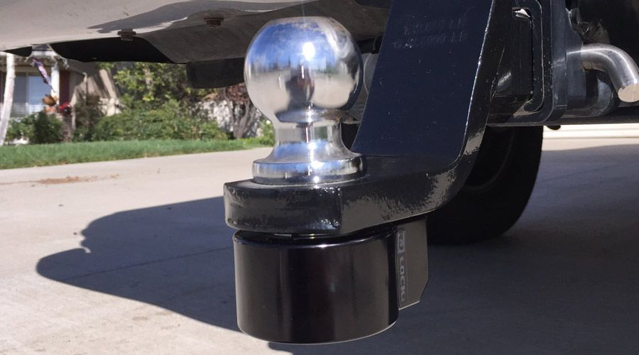 Black-lock-black-ball-mount-NO-trailer