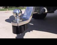 Black lock - silver ball mount NO trailer